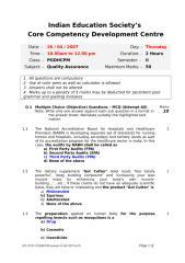 Question Paper QA APRIL 2007.doc