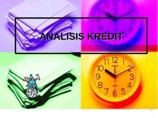 8. Analisis Kredit.ppt