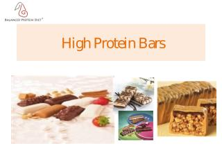 High Protein Bars.pptx