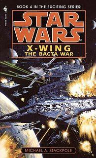 Star Wars - 222 - X-Wing 04 - The Bacta War - Michael A. Stackpole.epub