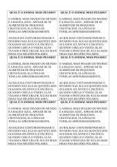 TEXTO INFORMATIVO - SOBRE ANIMAIS.doc