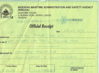 Nimasa Receipt of Provisional Registration of Ekulo Spirit and Explorer pdf.pdf