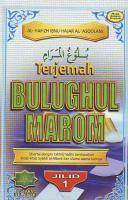 al hafidz ibnu hajar - bulughul maram i .pdf