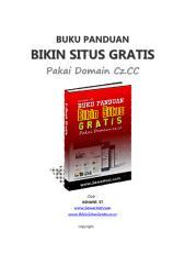 Buku Panduan Bikin Situs Gratis.pdf