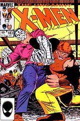 The Uncanny X-Men #183 (Jul. 1984) - Ele Nunca Me Fará Chorar...!.cbr