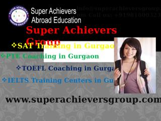 Superachievers Offers Best PTE Coaching in Gurgaon (1).pptx