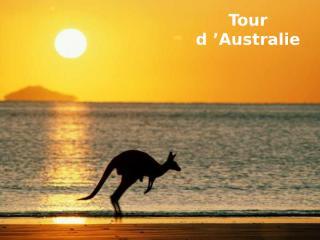 Australie.pps