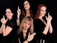 Divas del Metal Sinfonico y Gotico