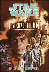 Star Wars - 211 - Jedi Prince 02 - The Lost City of the Jedi - Paul Davids & Hollace Davids.epub