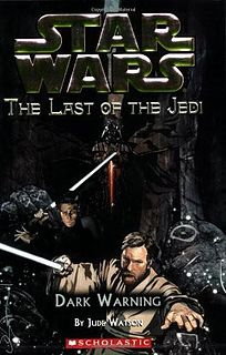 Star Wars - 121 - The Last of the Jedi 02 - Dark Warning - Jude Watson.epub