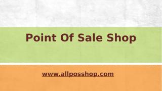 Point Of Sale Shop.pptx