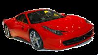 Ferrari 458 italia frankfurt show 10 g gif